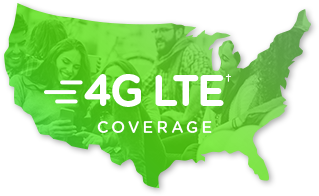 4G LTE Coverage